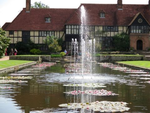 English garden tour including Wisley House.